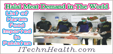 HALAL MEAT DEMAND IN THE WORLD