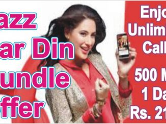 Jazz Har Din Bundle Offer