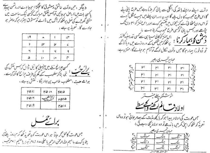 black magic books in urdu free download