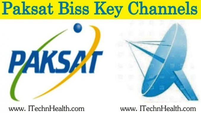 Paksat_Biss_Channels_Working_Keys