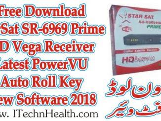 StarSat SR-6969 HD Vega Receiver