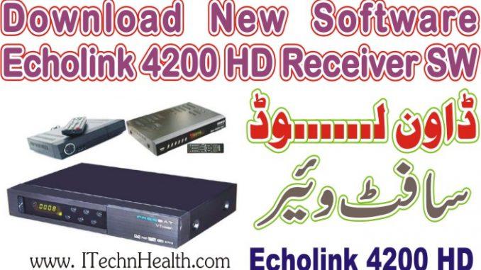 Echolink 4200 HD Receiver Software