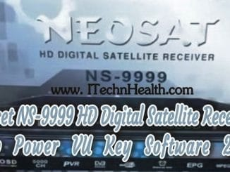 Neosat NS-9999 HD Receiver Software