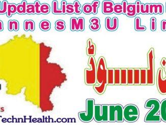 free IPTV Belgium