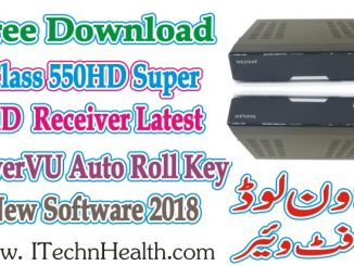 Class 550HD Super C Receiver Software