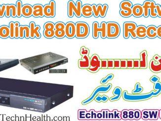 Echolink 880D HD Receiver