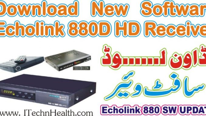Download Echolink 880D Receiver Latest PowerVU Auto Roll Key