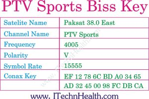 New Biss Key 2018 For All Channels On Satellite - iTechnHealth com