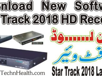software Star Track 2018 HD Receiver