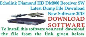 Download Diamond HD DM800 Receiver New Dump File latest PowerVU Auto