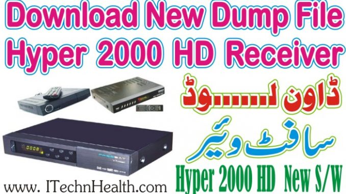 Echolink Hyper 2000 HD Receiver