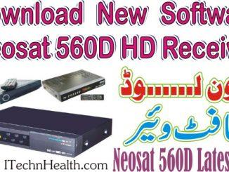 Neosat 560D HD Receiver HD Receiver
