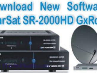 StarSat SR-2000HD GxRom Receiver