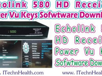 Software Echolink 580 Receiver