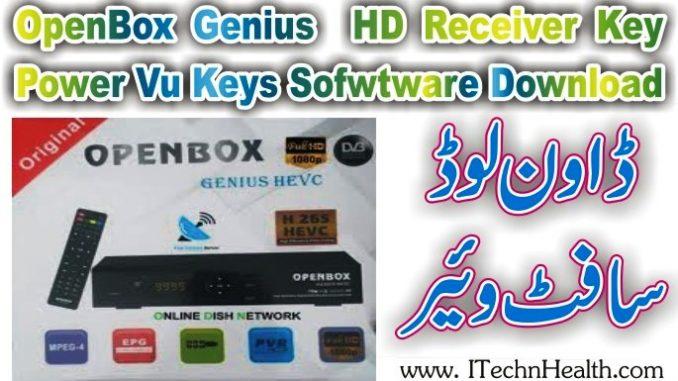 OpenBox Genius HD Receiver New Software