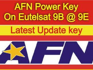AFN_PowerVU_Key_on_Eutelsat_9B___9E_2018_Latest_Update