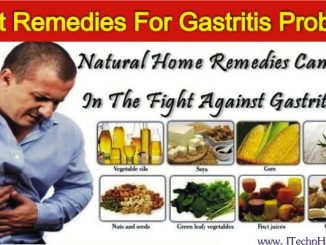 Home Remedies For Gastritis Problem