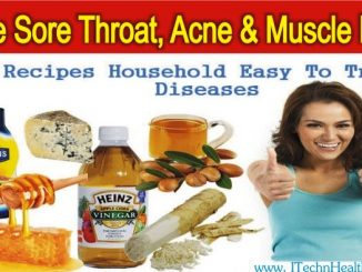 7 Best Remedy To Cure Sore Throat, Acne, Muscle Pain At Home