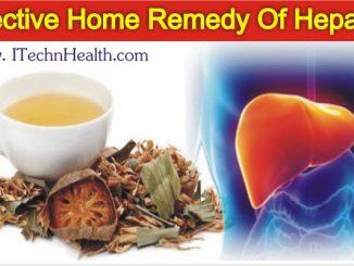 Best Effective Home Remedy Of Hepatitis