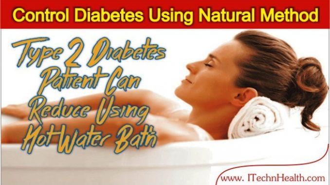 Control Diabetes Using Natural Method