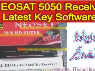 NEOSAT_5050_HD_Receiver_latest_PowerVU_Auto_Roll_Key_Software_2018