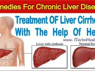 Treatment For Chronic Liver Disease Or Liver Cirrhosis