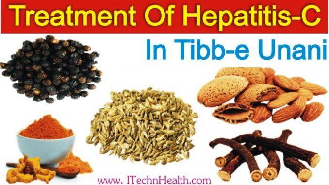 Treatment Of Hepatitis-C In Tibb-e-Unani