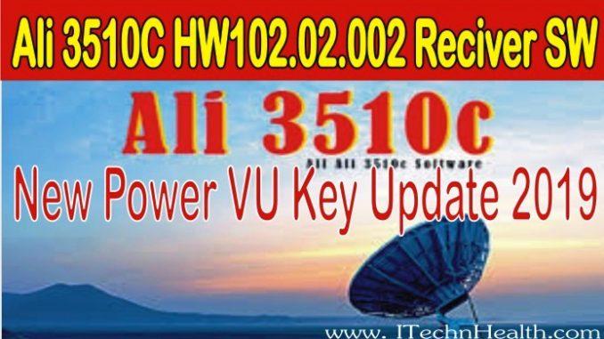 Ali3510C HW102 02 002 Receiver New Software 2019 - iTechnHealth com