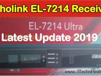 Echolink_EL-7214_Ultra_HD_Receiver_New_PowerVU_Key_Software_2019_