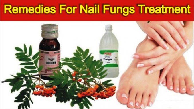 Home Remedies For Nail Fungus Treatment - iTechnHealth.com