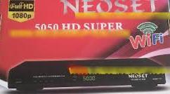 NEOSAT 5050 Receiver