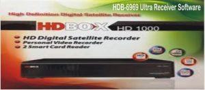 Software HD_Box_HDB-6969_Ultra_Receiver