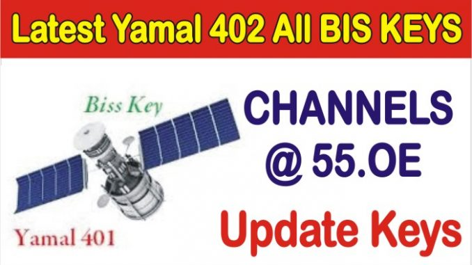 All Channel Biss Key