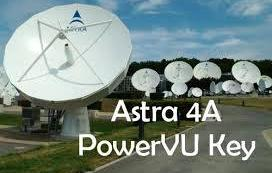 Astra 4A All Biss Keys Channels