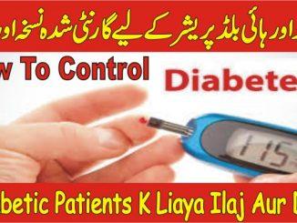 Diabetic Patients Kay Liye Wazifa- Sugar Khatam Karne Ka Tarika-