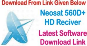 Latest_Software_Of_Neosat_560D+_HD_Receiver_