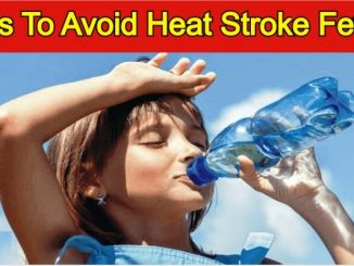 Tips To Avoid Heat Stroke
