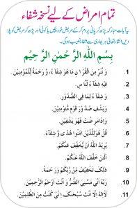 Har Bimari Ka Quran Pak Se Ilaj