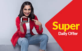 Jazz Super Daily Offer Package Detail