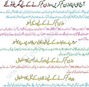 pierdere în greutate krny k totkay în urdu afine și pierdere de grăsimi