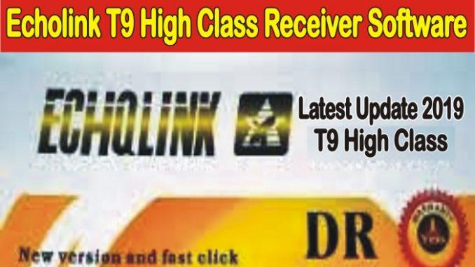 Software_Of_EchQlink_T9_High_Class_HD_Receiver
