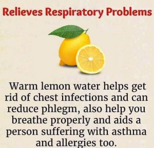 Relieves Respiratory Problem