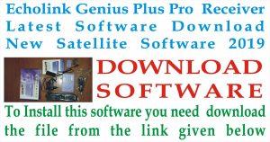 Echolink Genius Plus Pro Receiver
