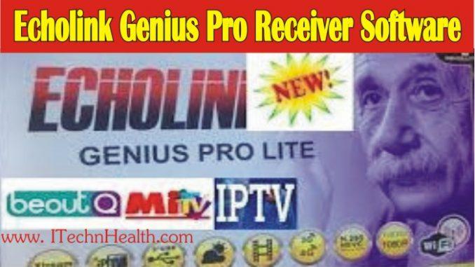 Echolink Genius Plus Pro Receiver Latest Software