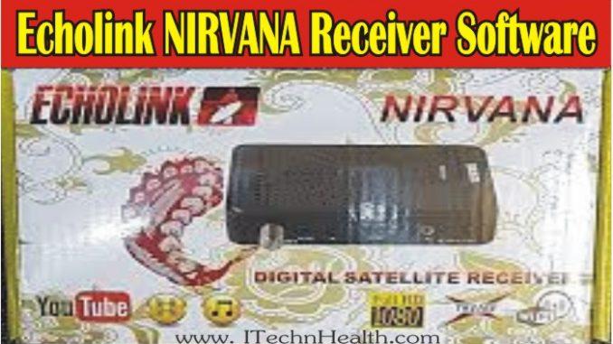 Echolink NIRVANA Receiver Latest Software Download