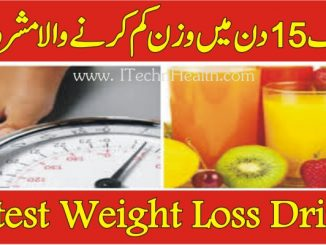 Lose Weight In A Week Fastest Weight Loss Drink