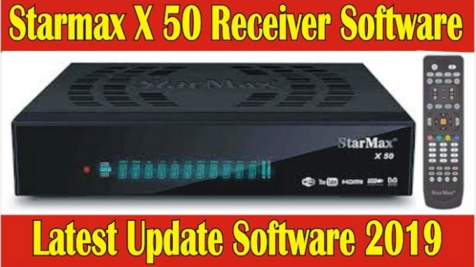 STARMAX X50 FULL HD Receiver Latest Software - MeraForum
