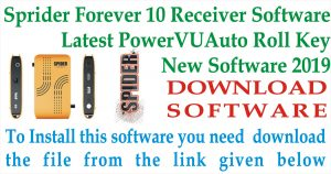 latest software of Spider Forever 10