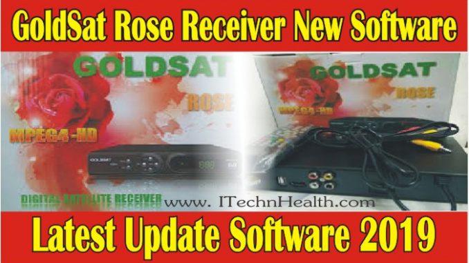 Goldsat Rose Receiver Latest Software