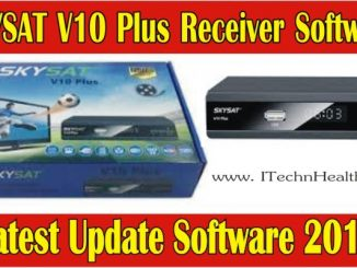 SKYSAT V10 PLUS Receiver Latest Software